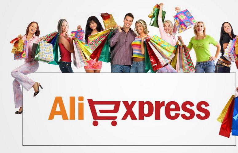 AliExpress online nákupní portál
