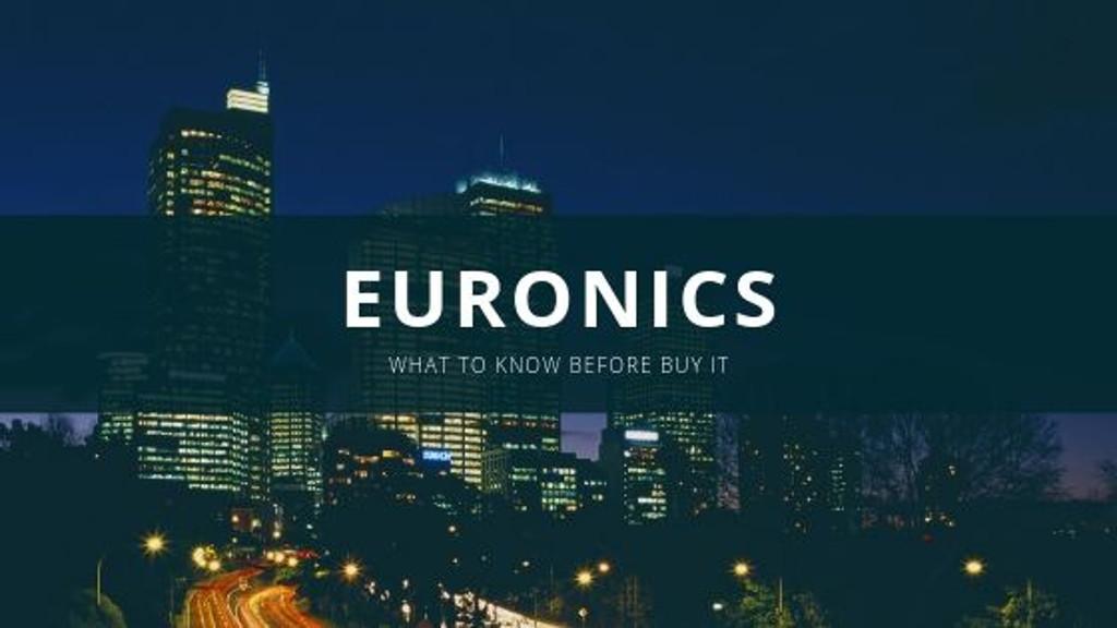 Euronics – elektro spotřebiče