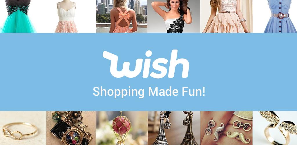 Wish v češtině zahraniční nákupní portál Wish
