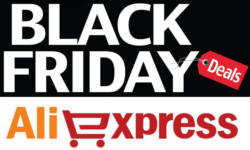 Velké Slevy na černý pátek 23.-27. 11. – Aliexpress