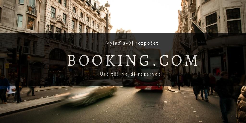 Booking.com – rezervace hotelů i dopravy pro vaše snadné cestování