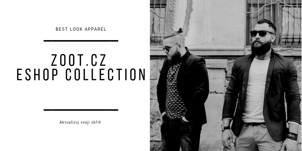 Zoot.cz – stylové oblečení, výdejny radosti a další unikáty